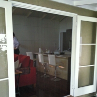 Alfresco Retractable Flyscreens