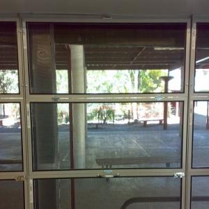 Fold-up Window Fly Screens