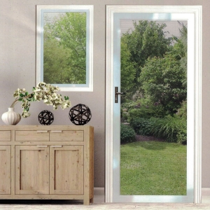 Invisi-gard Hinged Security Doors