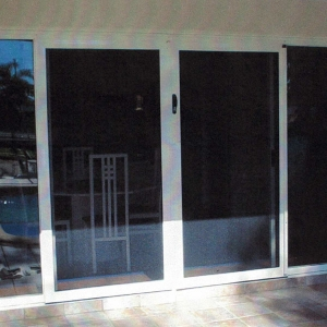 Invisi-gard Sliding Security Doors